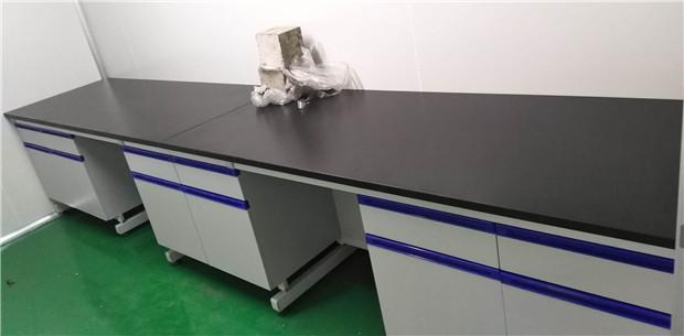 钢木实验台安装